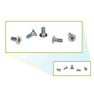 922-5925 Screw, Display, 2 x .4 x 5.1, Pkg. of 5 - 12inch 1.33-1.5GHz PowerBook G6