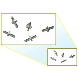 922-5927 Screw, T-6, 2 x .4 x 5, Pkg. of 5 - 12inch 1.33-1.5GHz PowerBook G6