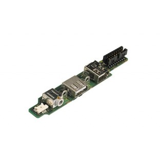 922-5979 Front Panel Board - PowerMac G5 June-Late 2004 - Early 2007