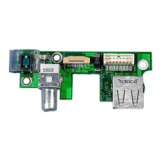 922-6063 DC-in Board -  17inch 1.67GHz Powerbook G4 A1109