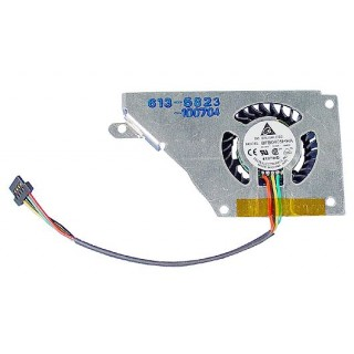 922-6607 Fan, with Cable - 12 inch 1.2 - 1.33 GHz iBook G6