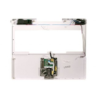 922-6609 Top Case -  12 inch 1.2GHz iBook G4 A1056