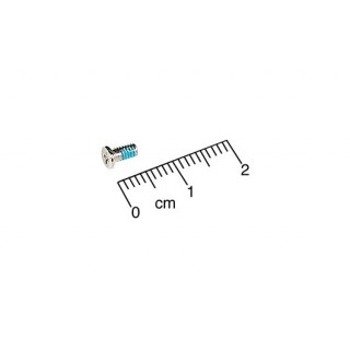922-6614 Screw, 2 x 0.4 x 4, Mach Waf, Stl - 12inch 14 inch iBook G6