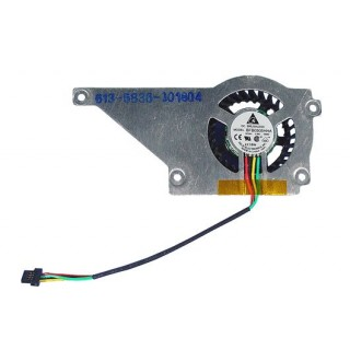 922-6618 Fan, with Cable - 14inch 1.33GHz - 1.42GHz iBook G6