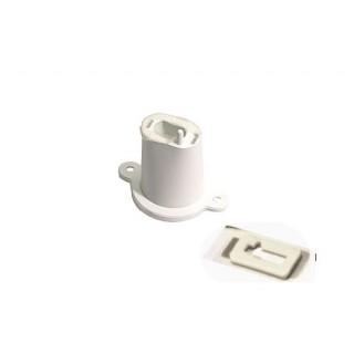 922-6797 Light Pipe, w-Gasket - 17inch iMac G5 - 17inch iMac G5 ALS
