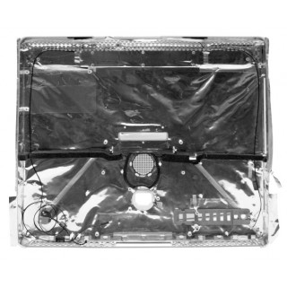 922-7244 Rear Cover -  17inch iMac 1.83GHz CoreDuo Early 2006 A1175