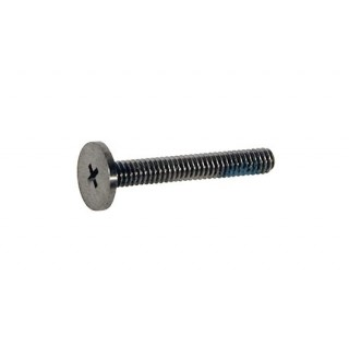 922-7628 Screw, 2 x 14 mm, Cosmetic, Black, Pkg. of 5 - 13inch Macbook