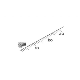 922-7705 Screw, AirPort Antenna Board, Pkg. of 5 for A1186 , A1289 Mac Pro 2008 2009 2012