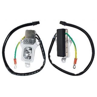 922-7767 Power Inlet, AC, w-Gasket - 20inch - 24inch iMac