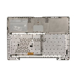 922-7886 Top Case with Keyboard, Black, US -  13inch Macbook 1.83-2GHz Core2Duo Late 2006 A1183