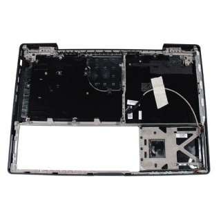 922-8286 Bottom Case, Black -  Macbook 2GHz-2.2GHz Core2Duo SR Late 2007 A1183