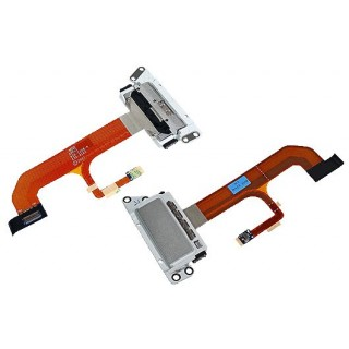 922-8324 Port hatch assembly w- flex cable -  Macbook Air 1.6-1.8GHz A1239