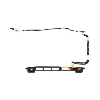 922-8783 Hard Drive Bracket Front, with IR - Sleep -  Macbook Aluminum 2-2.4GHz Late 08 A1280