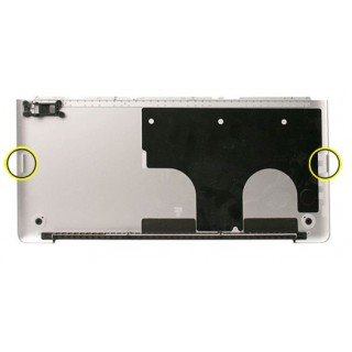 922-8992 Bottom Case -  15inch Macbook Pro Unibody Late 2008 A1288