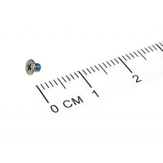 922-9199 Screw, 2 x 0.4 x 2 mm, Pkg of 5 - 13inch Macbook 2.26-2.4GHz White Unibody
