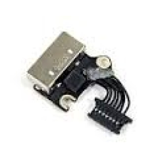 "923-00535 Apple MagSafe 2 DC-In Board for MacBook Pro Retina 15"" Mid 2015, A1398"