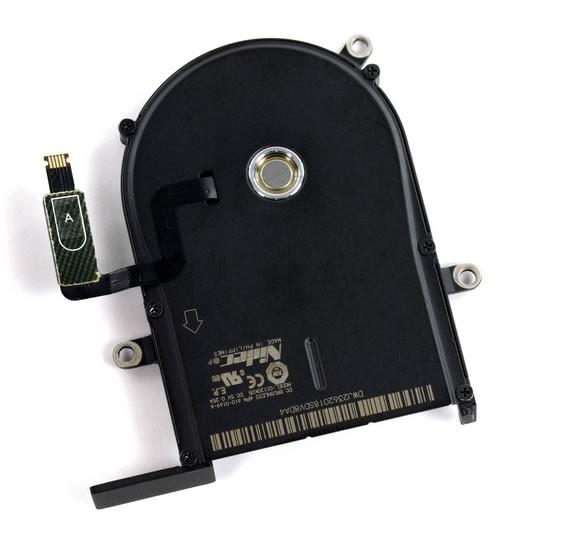 923-0221 610-0169-A Apple Left Fan for MacBook Pro Retina 13
