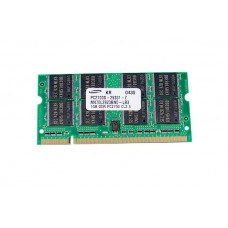 661-3325 SDRAM, 1 GB, DDR, SO-DIMM -  12inch 1.33GHz PowerBook G4 A1012