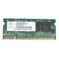 661-3473 SDRAM, 512 MB, DDR 333, SO-DIMM - 12inch 1.2GHz - 14inch 1.33GHz iBook G6