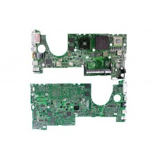 661-3748 Logic Board 128MB VRAM -  15inch 1.67GHz DL-SD PowerBook G4 A1140