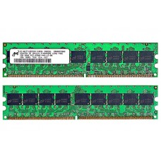 661-3794 DIMM, SDRAM, 1 GB, PC2 4200, DDR2 533, ECC -  PowerMac G5 Late 2005 A1179