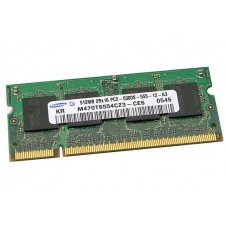 661-3876 SDRAM, 512 MB, 667 MHz DDR2, SO-DIMM - 17inch iMac 1.83-2.0GHz, 20inch 2.0Ghz Core 2 Duo