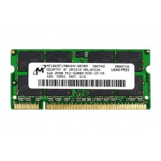 661-4036 SDRAM, SO-DIMM, 1GB, DDR2, 667 - 17inch 1.83-2.0GHz Core 2 Duo iMac
