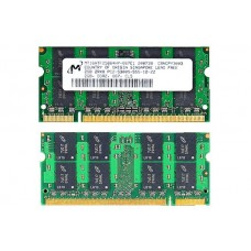 661-4178 SDRAM, SO-DIMM, 2 GB, DDR2, 667 - 17inch 2.0 - 20-24inch 2.16-2.33GHz  Core 2 Duo iMac