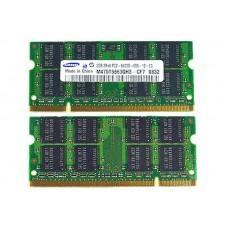 661-4662 SDRAM, SO-DIMM, 2GB, DDR2-800 - 20inch 2.4-2.66Ghz - 24inch 2.8-3.06Ghz iMac