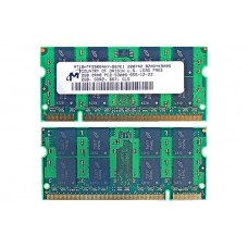 661-4707 SDRAM, 2 GB, DDR2 667, SO-DIMM - Macbook Early 2008 - Late 2010