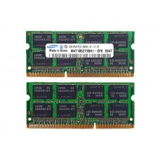 661-4988 SDRAM, 4 GB, DDR3 1066 MHz, SO-DIMM - 20-24inch iMac Early 2011