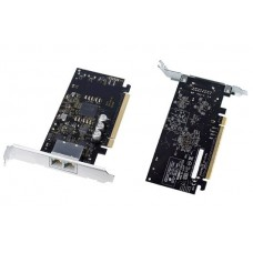 661-5121 Apple Gigabit Ethernet Card for Mac Pro Mid 2012, 2010, Early 2009, A1289