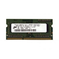 661-5195 SDRAM, 2 GB, DDR3 1066 MHz, SO-DIMM -  20inch 2GHz iMac Mid 2009 A1226