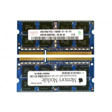 661-5846 SDRAM, 4 GB, DDR3 1333, SO-DIMM - 15inch MacBook Pro Early Late 2011 - A1288