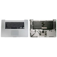 661-6076 Housing, Top Case, with Keyboard, US - 15inch MacBook Pro Early Late 2011 - A1288