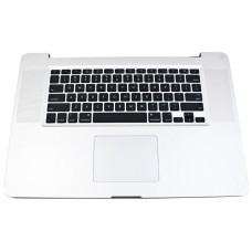 661-6077 Housing, Top Case with Keyboard for MacBook Pro 17-inch Early/Late 2011  A1297