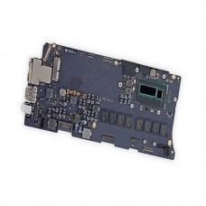 "661-8147 Apple Logic Board 2.4GHz i5 with 16GB RAM and 1GB Intel Iris Graphics for MacBook Pro 13"" Retina Late 2013 A1502"