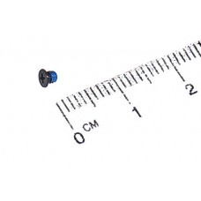 922-8329 Screw, Phil 00, 2.2 mm, Black, Pkg. of 5 for A1237 , A1297 , A1306