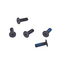 922-8725 Screw, M2x0.4x6.2mm, Pkg. of 5 for A1286 , A1297 15-17inch Macbook Pro
