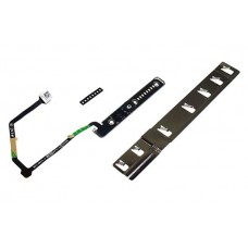 922-9033 Board, Battery Indicator Light, with Cable and EMI Shield for A1286 15inch Macbook Pro