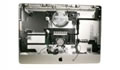 21.5 inch iMac Aluminum Case Components